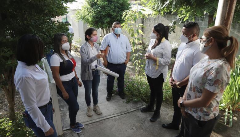 Inician obras de mejoramiento en el puesto de salud de Arroyo de Piedra