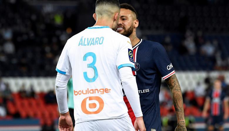 Neymar y Álvaro González vuelven a la carga, esta vez en redes