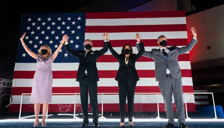 Los detalles de la ceremonia de investidura de Joe Biden y Kamala Harris