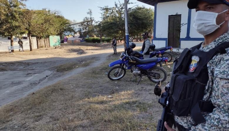 Nuevo despliegue de tropas militares tras amenazas a líderes en El Salado