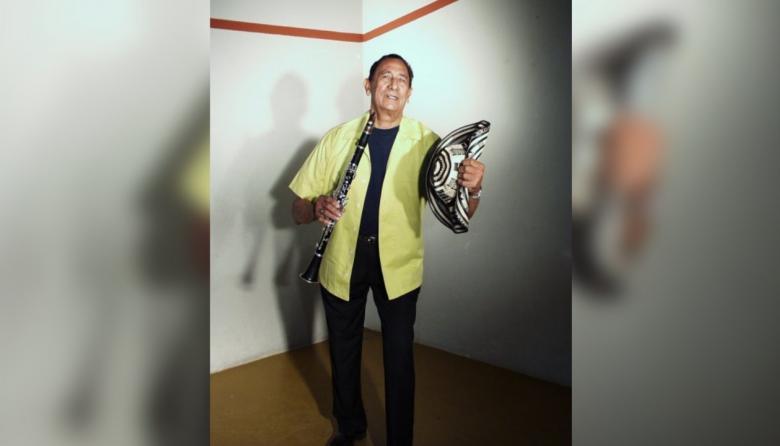 Muere Abraham Núñez, clarinetista de los Corraleros de Majagual