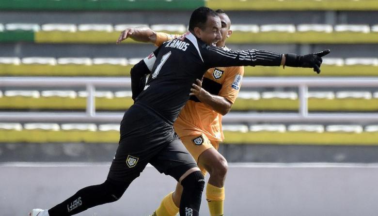 """""""Para mí es un honor que me comparen con Rogerio Ceni"""": Nelson Ramos"""
