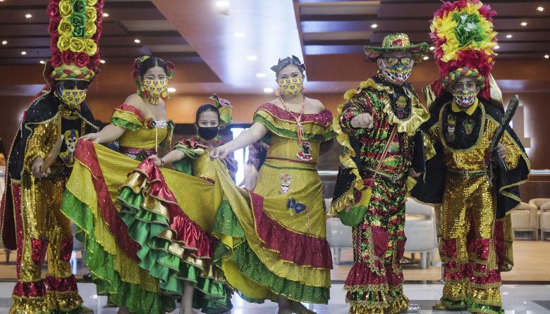 El Carnaval de Barranquilla se toma la pantalla grande