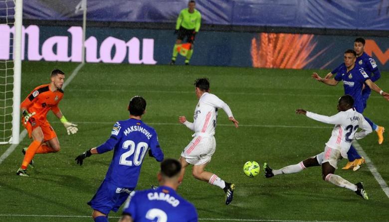 El Real Madrid vuelve a la pelea