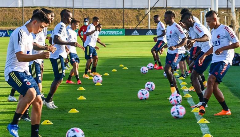 Emerson, Álvaro y Jhojan: sangre nueva para la Selección Colombia