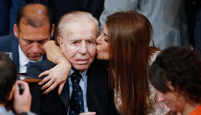 Gobiernos y políticos latinoamericanos honran al expresidente argentino Menem