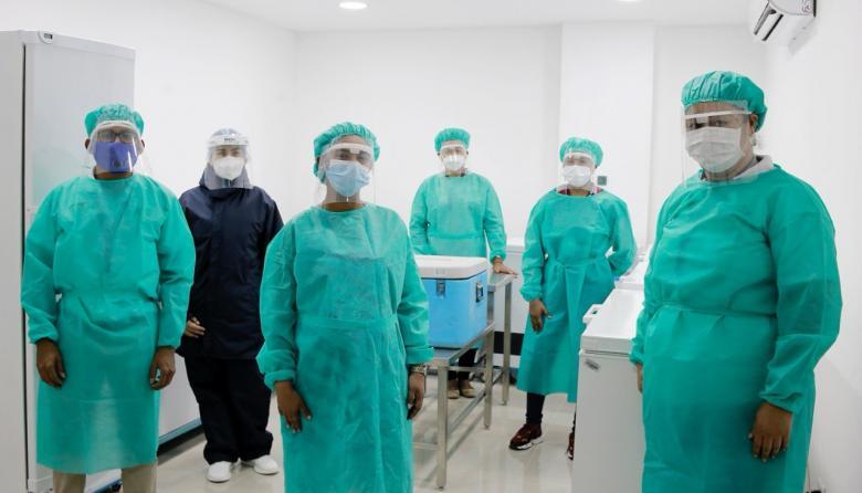 Bolívar y Cartagena, listos para aplicar primeras 1.260 vacunas contra covid