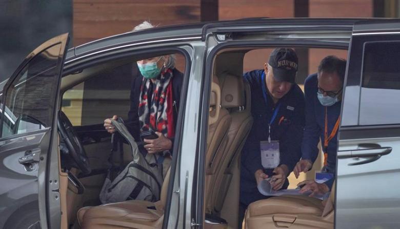 China siguió ocultando información a la OMS en reciente misión a Wuhan: HRW