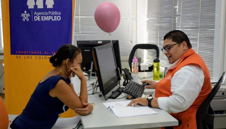 Servicios de la Agencia Pública de Empleo son gratuitos: Sena