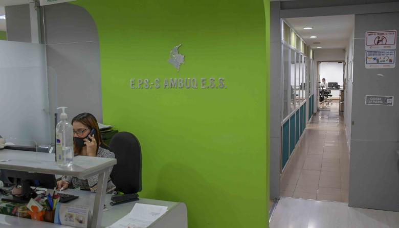 Minsalud suspende asignación de afiliados de Ambuq EPS