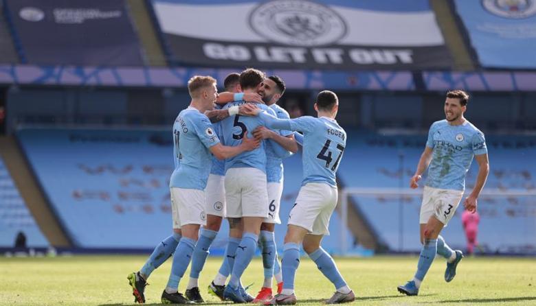 El Manchester City sigue intratable en la Premier League