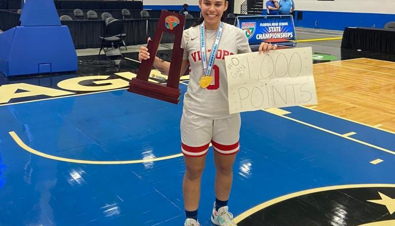 """""""Sueño con jugar en la WNBA"""": Gabriela Bendeck, basquetbolista barranquillera"""