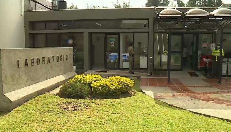 Gobierno entrega remodelado laboratorio de control de dopaje
