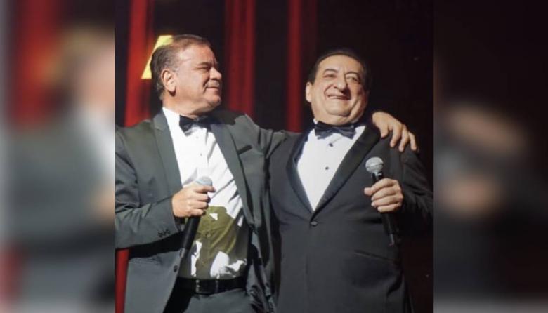 Villazón rinde homenaje a Jorge Oñate con 'El gran cantor'