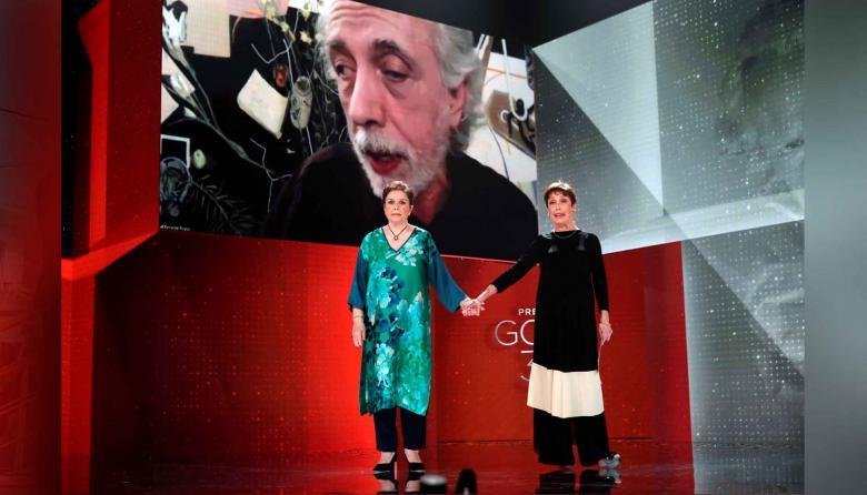 'El olvido que seremos': histórico Goya para Colombia