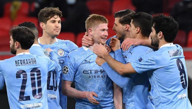 Manchester City 2, Borussia Monchengladbach 0: no hubo sorpresas