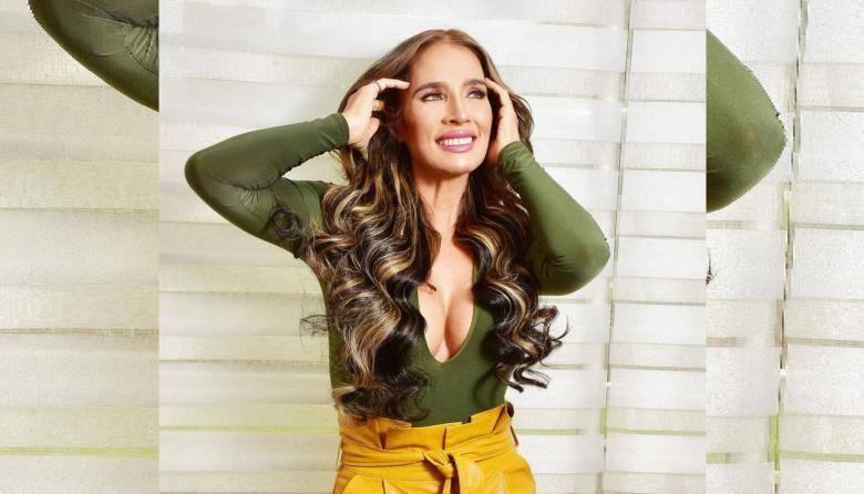 Luly Bossa es hospitalizada por fuertes síntomas de covid-19