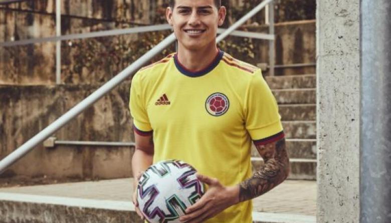 ¡Pilas! Esto es lo que cuesta la nueva camiseta de la selección Colombia
