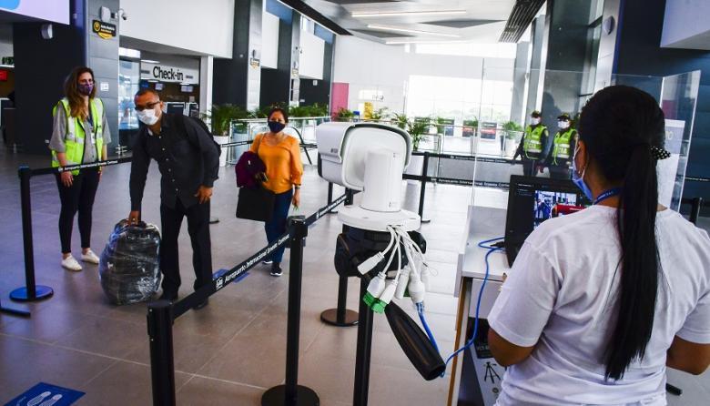 Aeropuerto Ernesto Cortissoz movilizaría 50 mil viajeros en Semana Santa