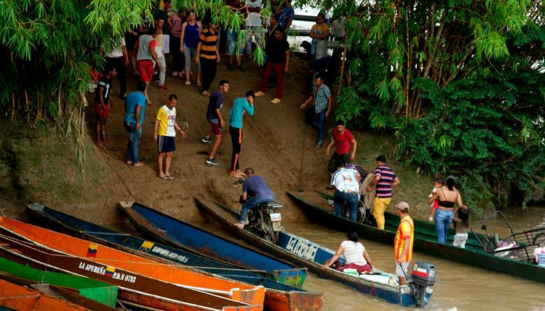 Venezuela anuncia investigación de los combates en frontera