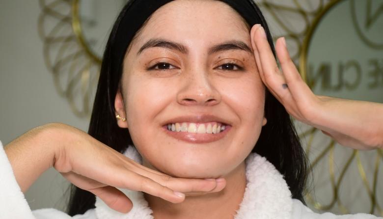 Una rutina de cuidado del rostro para lucir una piel de porcelana