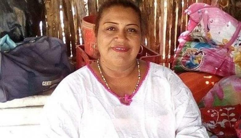 Rechazo por el crimen de la lideresa wayuu en La Guajira