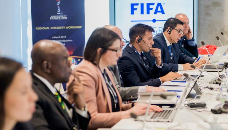 Programa Mundial Integridad de Fifa