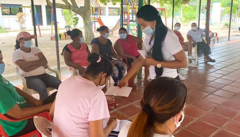 Capacitarán en tecnología a mujeres en Bolívar