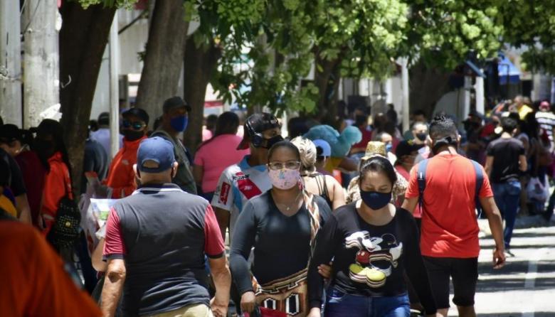 Repunte de la pandemia por relajación de la gente