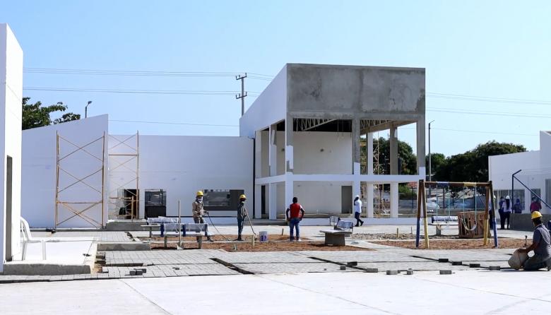 En 4 municipios avanzan obras de centros juveniles