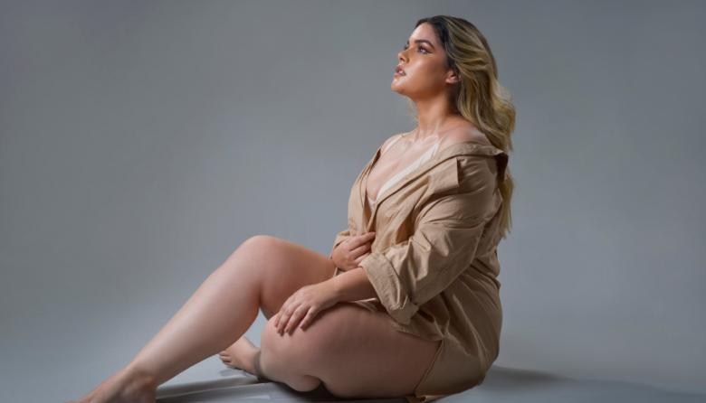"""""""El modelaje me reconcilió con mi cuerpo"""": Laura Farelo"""