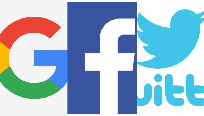 Twitter, Google y Facebook: criticados por contribuir a desinformación