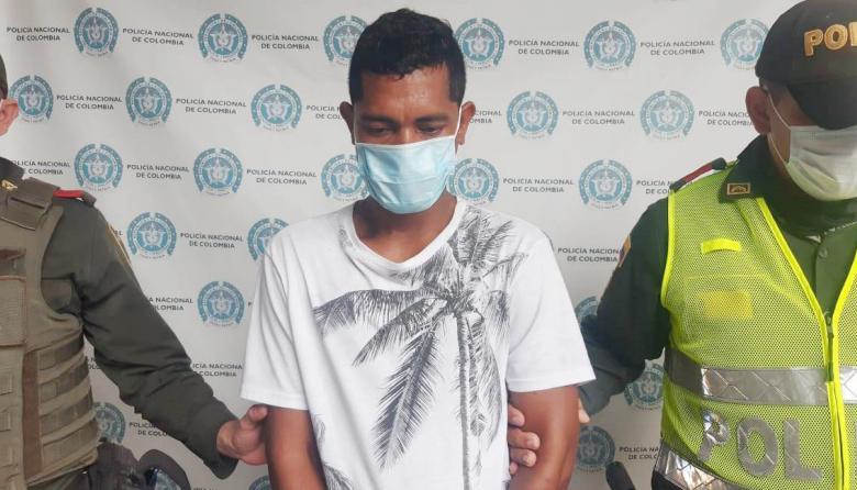 Policía captura a tres presuntos delincuentes en Sincelejo