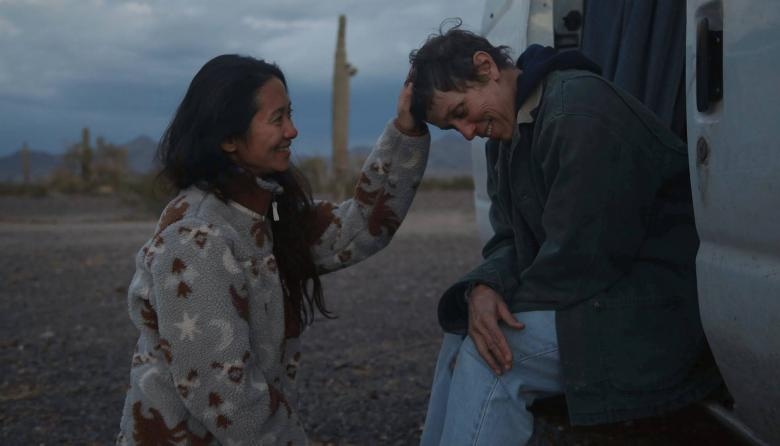 'Nomadland' arrasa en los Oscar