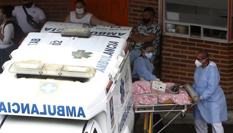 Atlántico reporta la cifra más alta de muertes diarias por covid-19