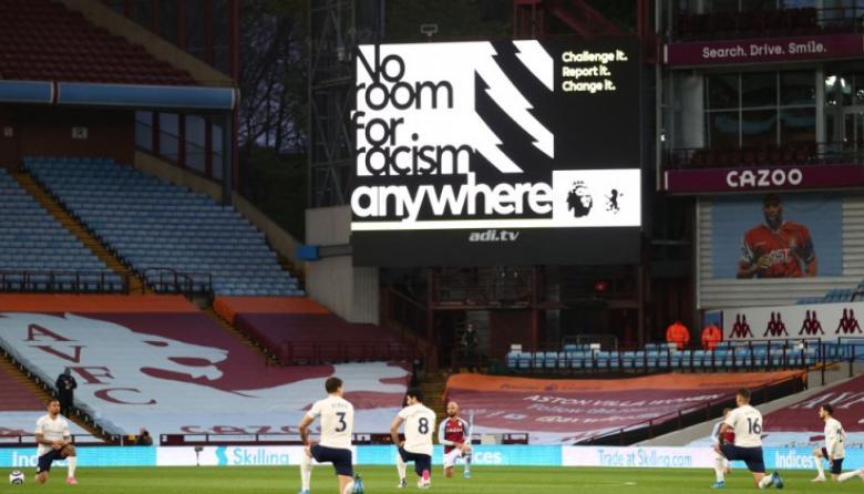 El deporte inglés se une en el boicot a las redes sociales contra el racismo