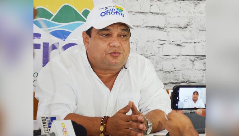 Tribunal anula la elección del alcalde de San Onofre, en Sucre