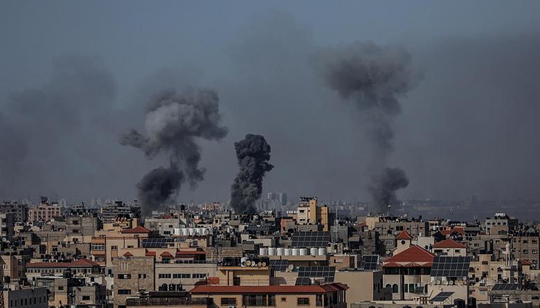 13 niños entre los 43 palestinos muertos en la escalada con Israel