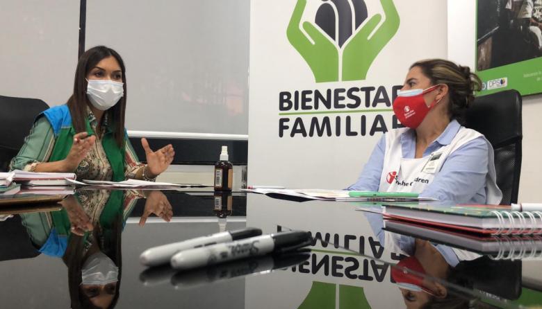 ICBF firma alianza con Save The Children por la protección de la niñez en La Guajira