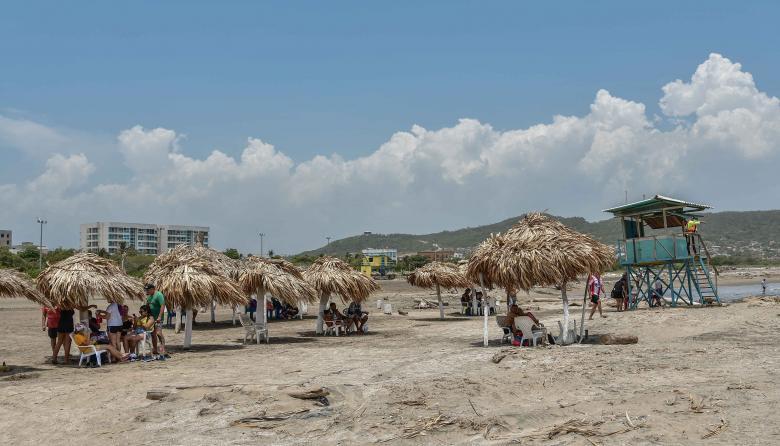 Hubo más visitantes en las playas: autoridades de Puerto