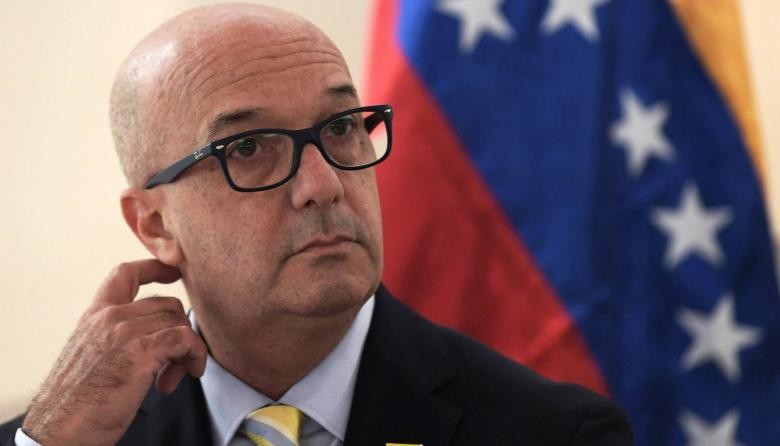 Renuncia encargado de inteligencia de Guaidó