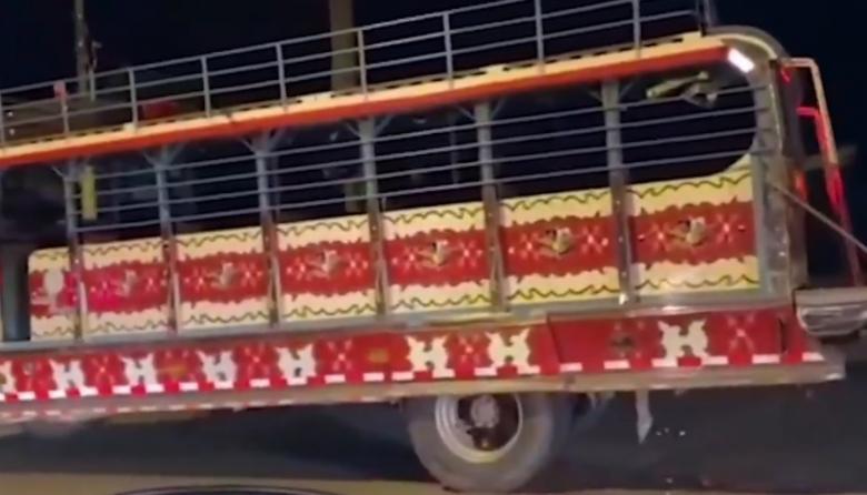 Extinción de dominio a dos vehículos usados para actos ilícitos en manifestaciones
