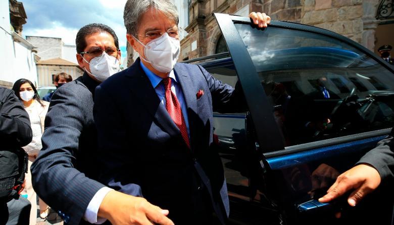 Guillermo Lasso asumirá este lunes la presidencia de Ecuador