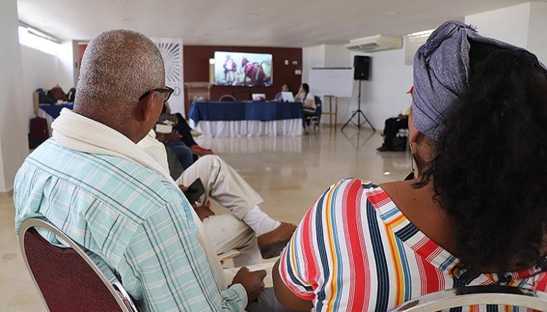 Comisión de la Verdad trabaja con líderes poblacionales en el Magdalena
