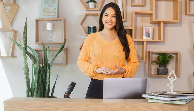 """""""Comunicación asertiva es conocimiento para la vida"""": Giselle Barceló"""