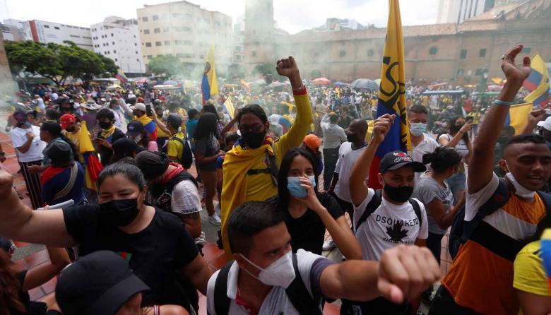 La misión médica ha sido blanco de 256 ataques durante protestas