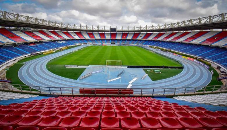 El 'Metro', con máximos estándares de bioseguridad para el Colombia - Argentina