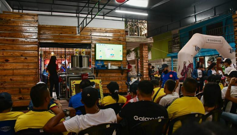 Partido Colombia vs Argentina: movilidad y avances en Barranquilla este 8 de junio
