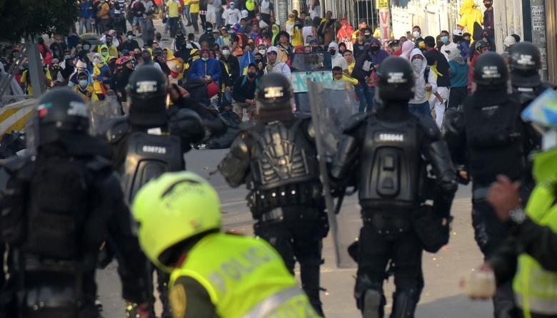 Balance preliminar tras desmanes a las afueras del Metropolitano