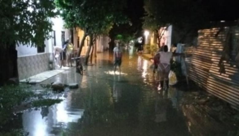 Con diques buscan contener emergencia en el Magdalena